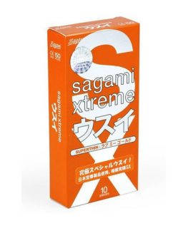 Bao cao su Sagami Love Me Orange (Hộp 10 chiếc)