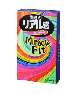 Bao cao su Sagami Miracle Fit chính hãng