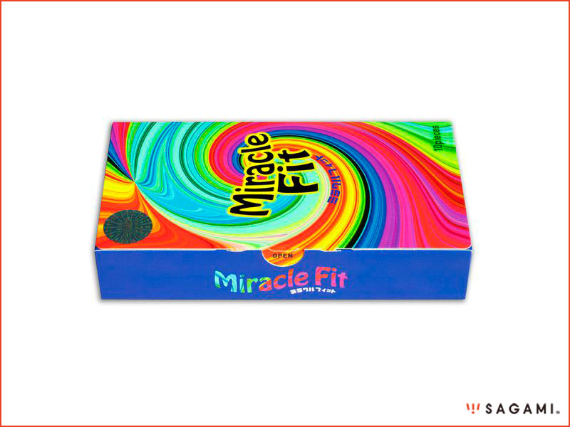 Bao cao su Sagami Miracle Fit của Nhật Bản giá rẻ